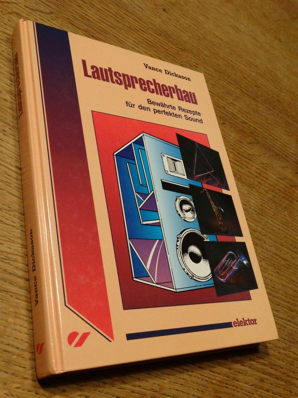 Lautsprecherbau Vance Dickason Buch Gebraucht Kaufen A02g6bdv01zze