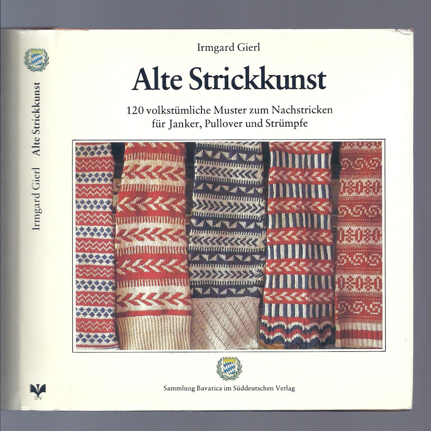 Fantastic Alte Strickmuster Photos - Decke Stricken Muster ...