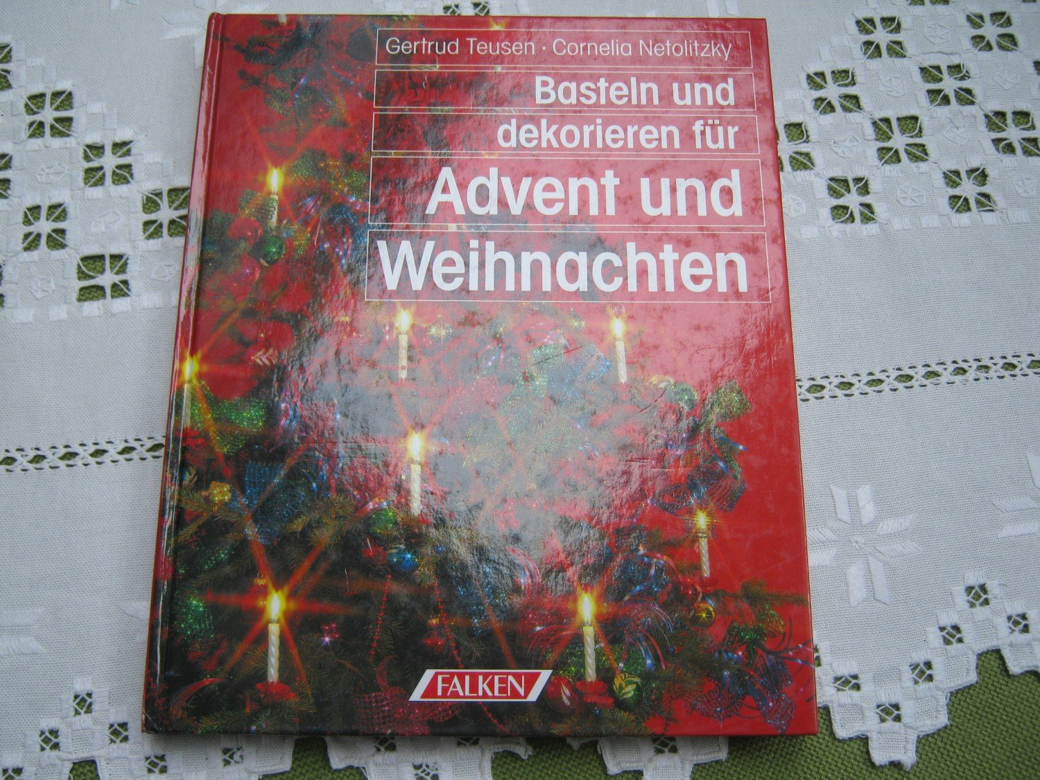 isbn 3806844461 basteln und dekorieren f r advent und. Black Bedroom Furniture Sets. Home Design Ideas