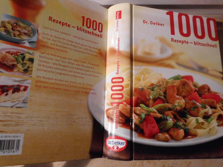Oetker 1000 rezepte