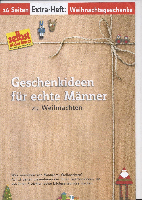 """Weihnachtsgeschenke, Geschenkideen für echte Männer"""" – Buch ..."""