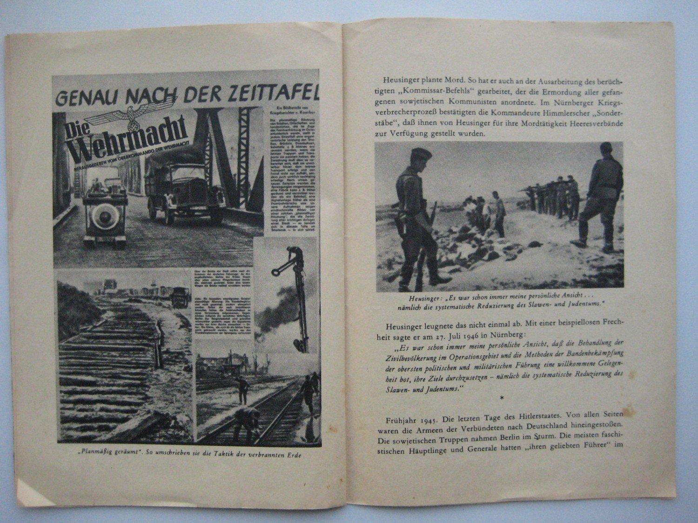 """Jawoll mein Führer"""" (Abt Agitation und Propaganda des ZK der SED ..."""
