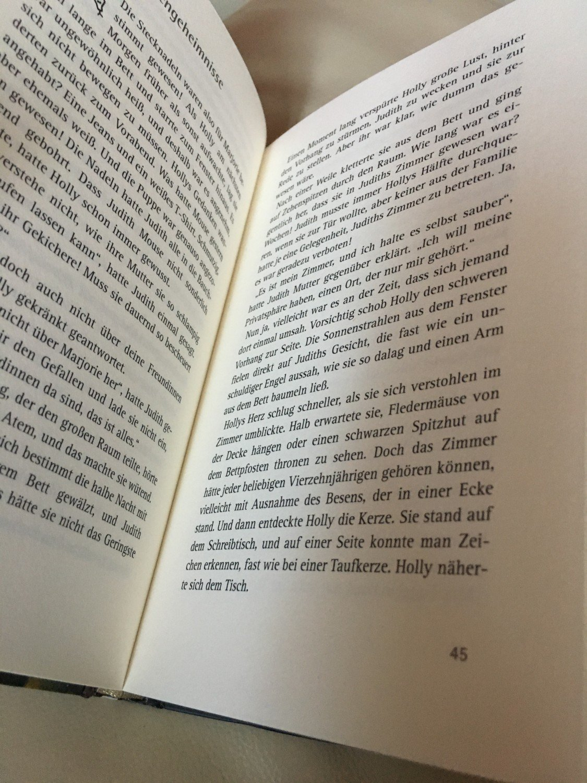 """Holly Finn im Haus der Schatten"""" (Naylor Phyllis Reynolds) – Buch ..."""