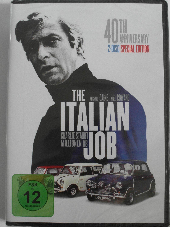 The Italian Job Charlie Staubt Millionen Ab Michael Caine