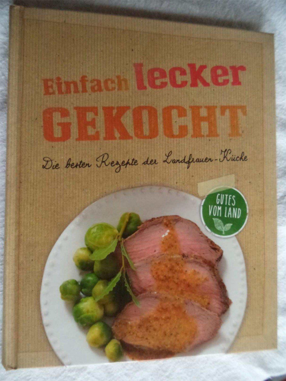 Gebrauchtes Buch U2013 Julia Voigtländer U2013 Einfach Lecker Gekocht   Die Besten  Rezepte Der Landfrauen Küche ...