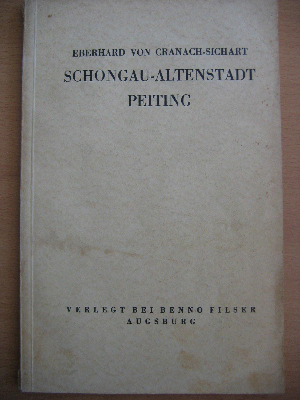 Schongau altenstadt peiting eberhard cranach for Depot schongau