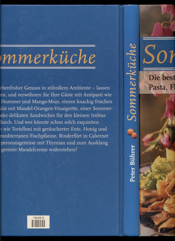 """Sommerküche / Die besten Rezepte - Vorspeise, Salate, Pasta,"""" (Peter ..."""