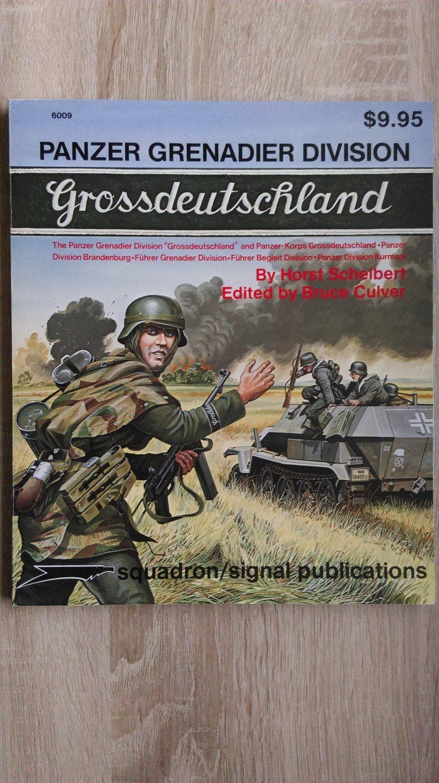 panzer grenadier division grossdeutschland scheibert. Black Bedroom Furniture Sets. Home Design Ideas