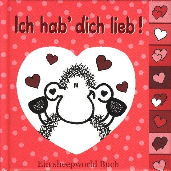 Ich hab dich lieb sheepworld