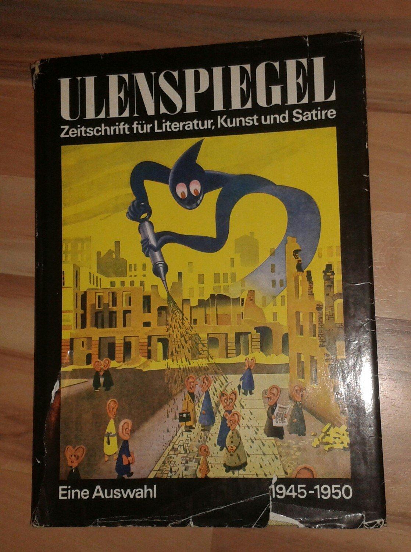 Ulenspiegel Zeitschrift Fur Literatur Kunst Und Satire Eine