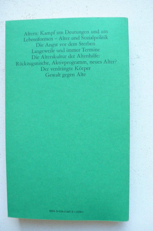Alter Und Alltag Gockenjahngerd Kondratowitz Buch Gebraucht Kaufen A01jfkki01zzk
