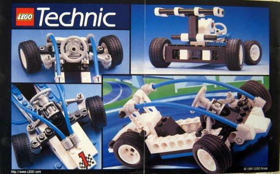 Lego Technic Bauanleitung 8216. LEGO Bau- & Konstruktionsspielzeug