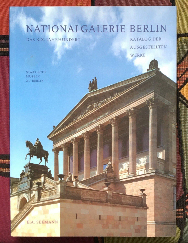 nationalgalerie berlin das 19 jahrhundert katalog der ausgestellten werke ohne b cher. Black Bedroom Furniture Sets. Home Design Ideas