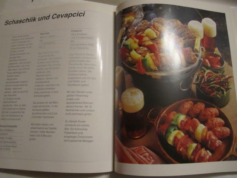 """Grillen, Die leichte Küche"""" – Buch gebraucht kaufen – A02gKptZ01ZZK"""