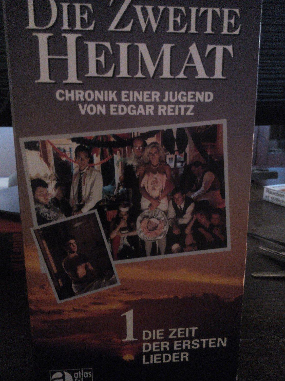 Die Zweite Heimat Edgar Reitz Film Gebraucht Kaufen A000s5ti11zzs