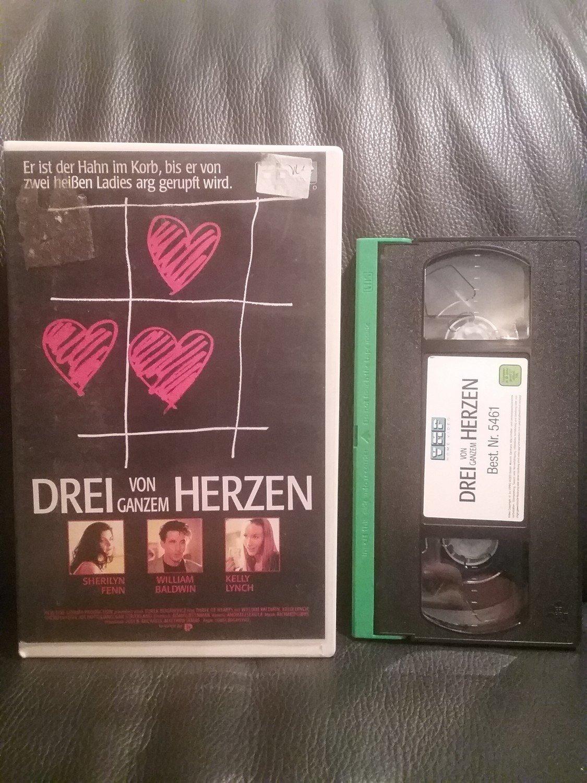 Drei Von Ganzem Herzen Yurek Bogayevicz Film Gebraucht Kaufen