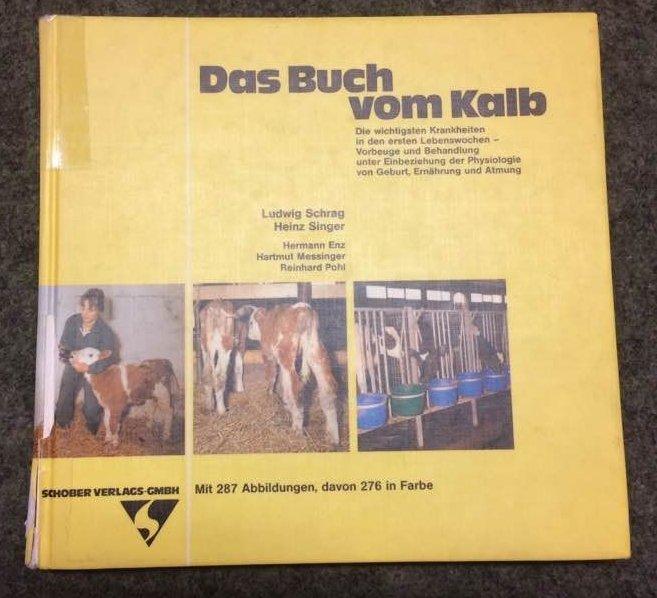 """Das Buch vom Kalb"""" (Schrag Ludwig Singer) – Buch gebraucht kaufen ..."""
