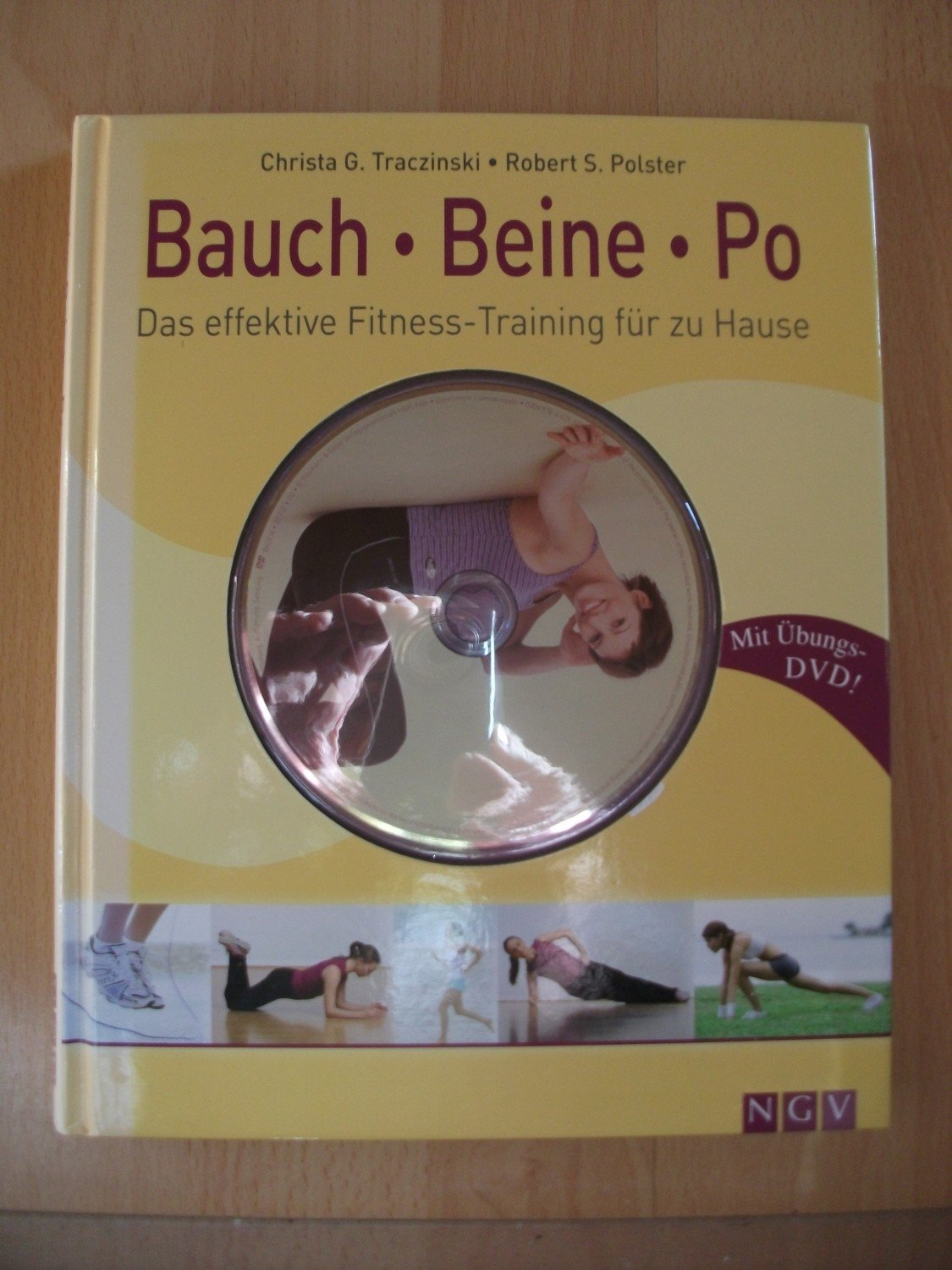 isbn 9783625123811 bauch beine po das effektive fitness training f r zu hause mit bungs dvd. Black Bedroom Furniture Sets. Home Design Ideas