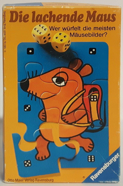 Lachende Maus