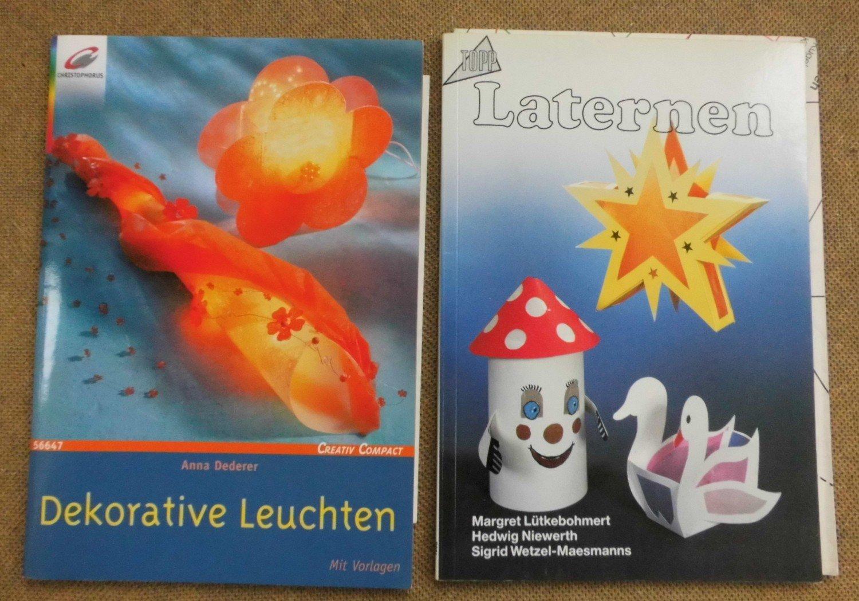 """Dekorative Bücher 2 bücher: laternen, die kindern gefallen"""" (lütkebohmert margret"""