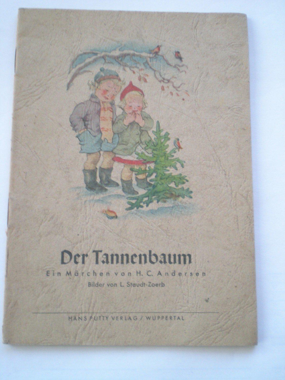 Andersen Der Tannenbaum.Der Tannenbaum Andersen Hc Buch Antiquarisch Kaufen A02gqmqd01zzk