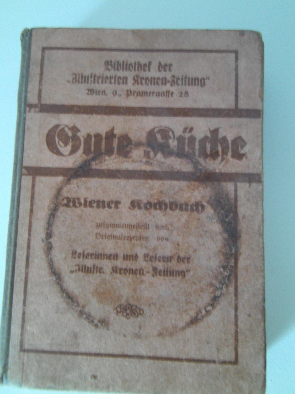 Gute Küche Wien | Bibliothek Der Illustrierten Kronen Zeitung Bucher Gebraucht