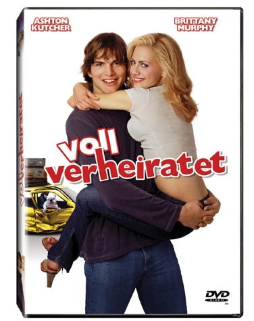 Voll Verheiratet Dvd Romantik Komödie Liebe Ashton Kutcher