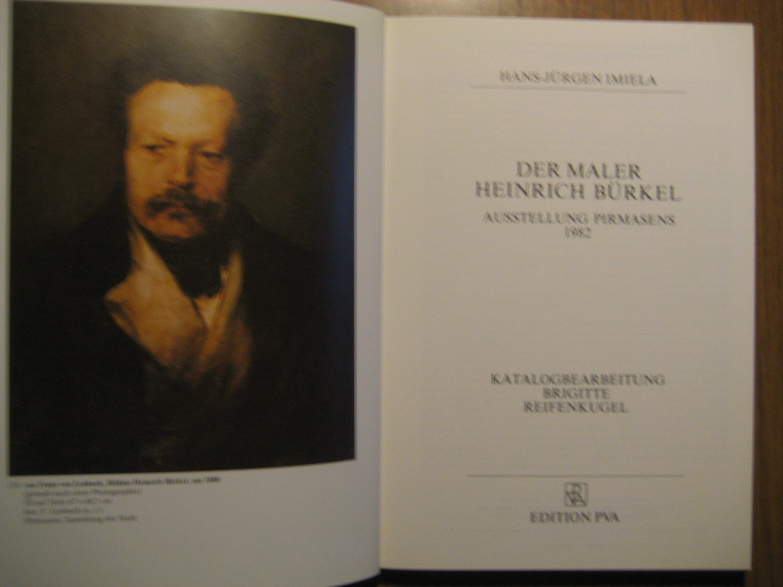 Maler Pirmasens robert oberhauser heinrich bürkel porträt einer malerfamilie
