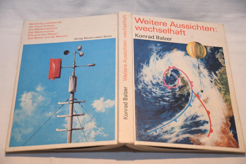 Weitere Aussichten Wechselhaft Ein Buch Vom Wetter Bücher