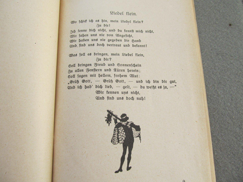 Gedicht sommer bekannt