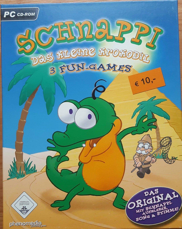 Neu!!! Puzzle von Schnappi Puzzles & Geduldspiele