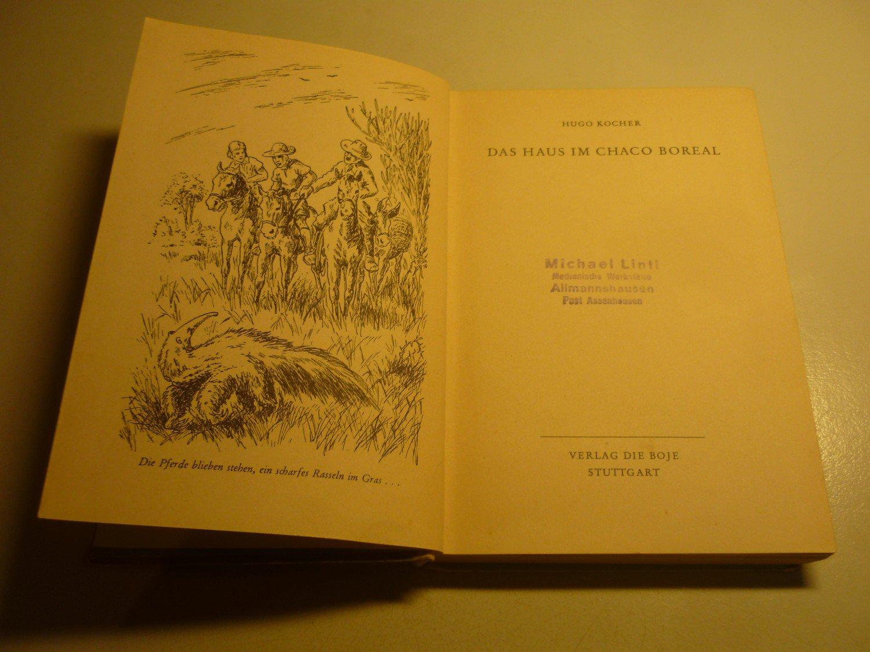 Verführerisch Boreal Haus Ideen Von Antiquarisches Buch – Kocher, Hugo – Das