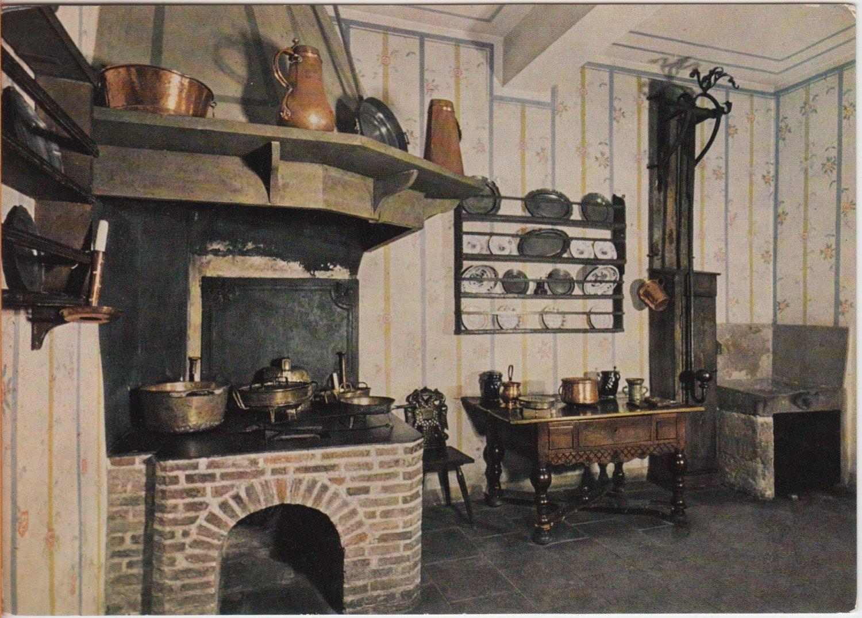 """Postkarte - Goethehaus Frankfurt am Main Küche"""" – Buch gebraucht ..."""