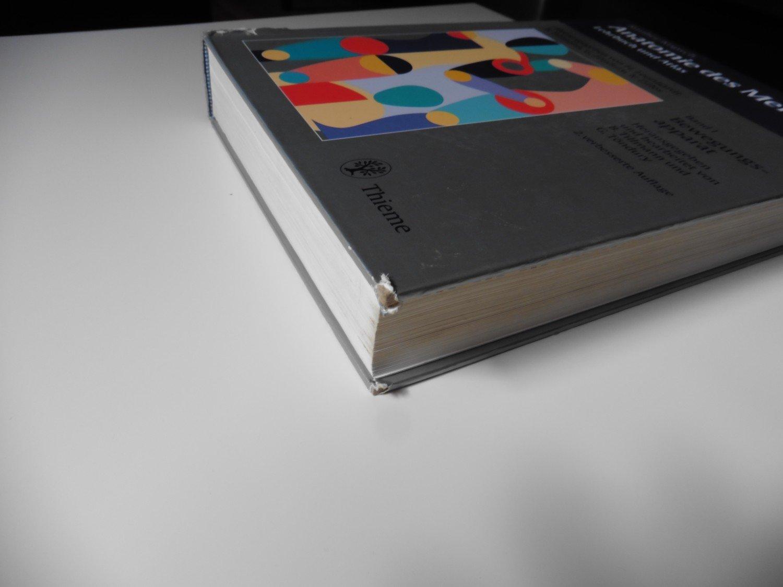Anatomie des Menschen - Lehrbuch und Atlas - Band 1 ...