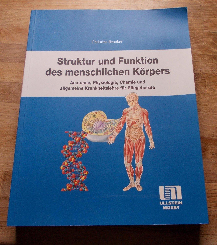 Christine Brooker, Struktur und Funktion des menschlichen Körpers ...
