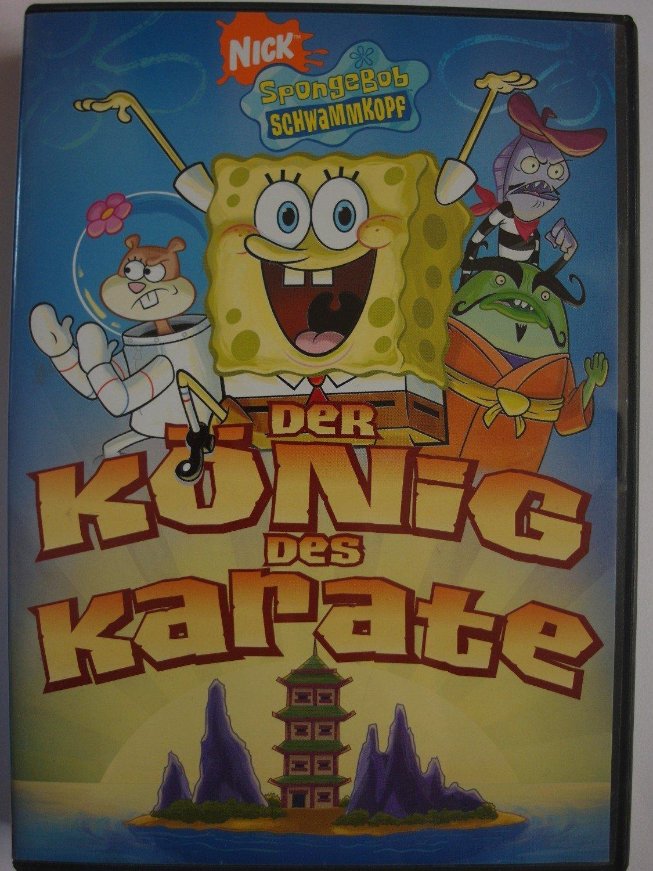 SpongeBob Schwammkopf Sammlung 8 DVDs – Atlantisches Abenteuer ...
