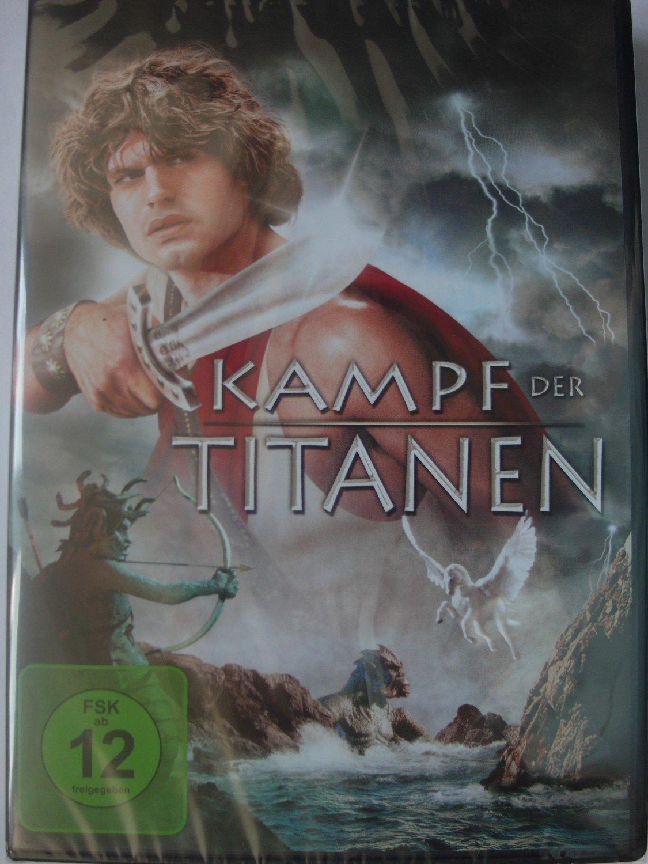 Filme Hades for kampf der titanen - 2 filme 1981 + 2010 - perseus, andromeda