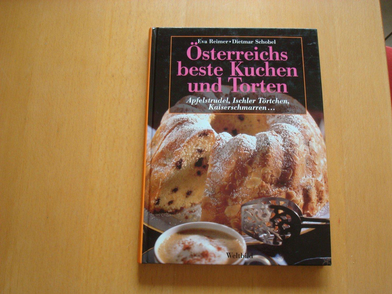 Osterreichs Beste Kuchen Und Torten Eva Reimer Buch Gebraucht