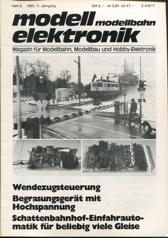 modell elektronik - Magazin für Modellbahn, Modellbau und Hobby ...
