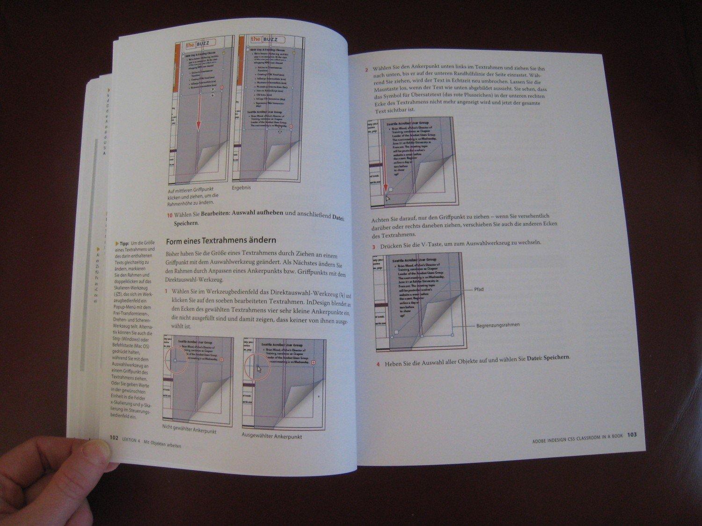 Adobe InDesign CS5 - Classroom in a Book - Das offizielle ...