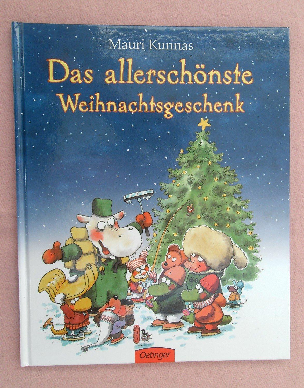 """Das allerschönste Weihnachtsgeschenk"""" (Mauri Kunnas) – Buch ..."""