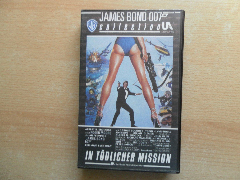 James Bond In Tödlicher Mission