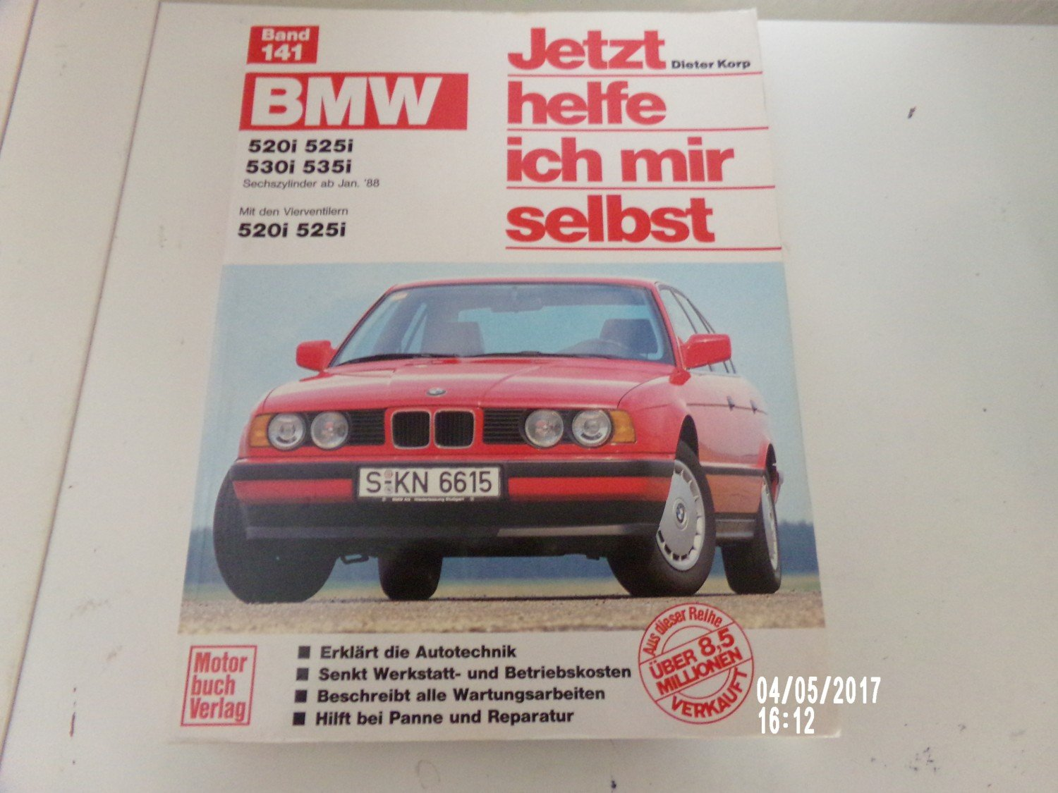 isbn 3613013460 bmw 5er reihe ab 88 neu gebraucht kaufen. Black Bedroom Furniture Sets. Home Design Ideas