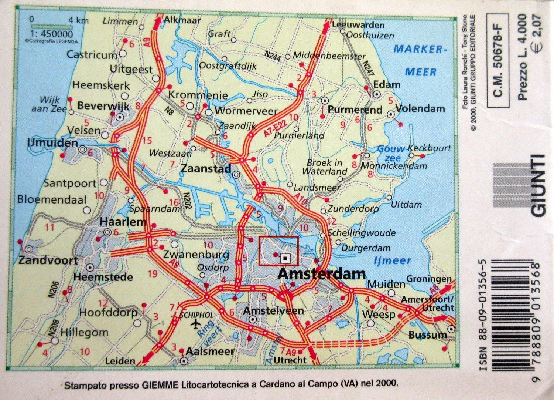 """Amsterdam Zoom map"""" – Buch gebraucht kaufen – A02gZ8lM01ZZp"""
