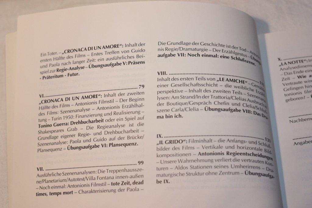 Michelangelo Antonioni Gunther Salje Buch Gebraucht Kaufen