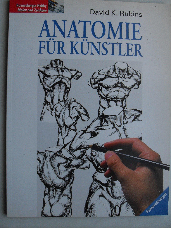 """Anatomie für Künstler"""" (Rubins David K) – Buch gebraucht kaufen ..."""