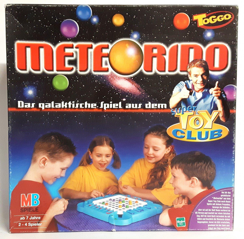 meteorido das galaktische spiel aus dem super toy club 2001 spiel gebraucht kaufen. Black Bedroom Furniture Sets. Home Design Ideas