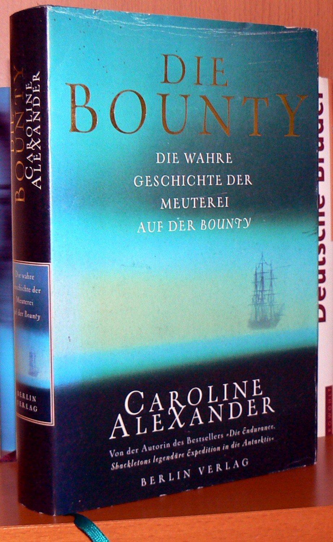 die meuterei auf der bounty