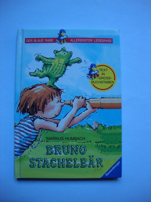 Bruno Stachelbär Markus Humbach Buch Gebraucht Kaufen