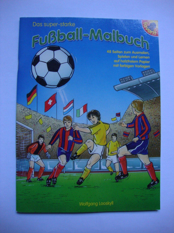 Fein Fußball Malbuch Ideen - Druckbare Malvorlagen - helmymaher.com